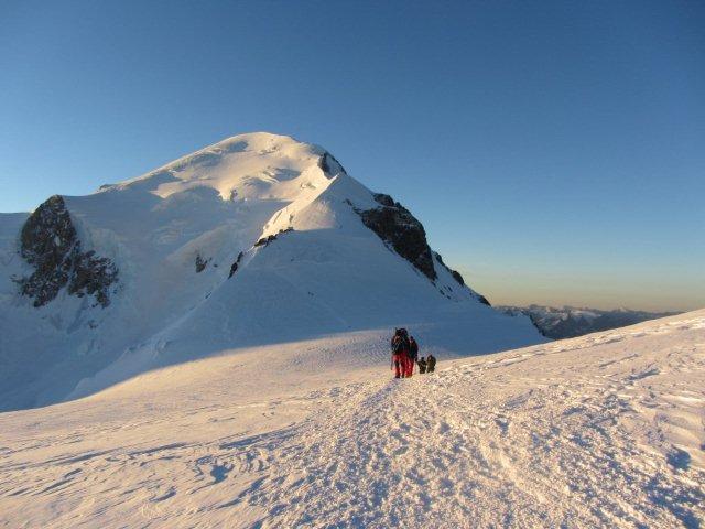 mont blanc guidesdesarcs