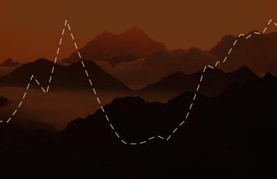 Pratiquez la haute montagne avec les guides des Arcs.