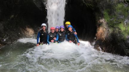 Canyon de l'Eaux Rousse