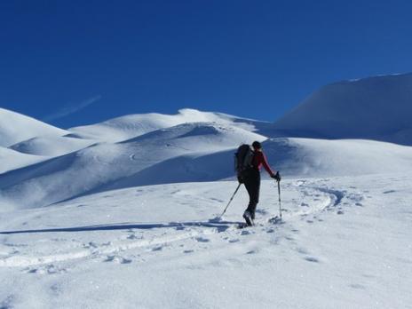 ski de rando le Mont Jovet Vanoise