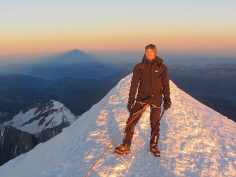 Le sommet du Mont Blanc - Guides des Arcs