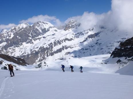 Randonnée à ski Vanoise