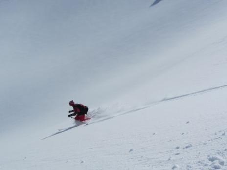 Ski de randonnée vallée de Névache