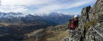 vue sur le massif du Mont Pourri
